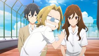 Hellominju.com: ホリミヤ アニメ第7話 | 堀さんと宮村くん | HORIMIYA EP.7 | Hello Anime !