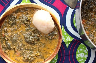 fumbwa recette congolaise