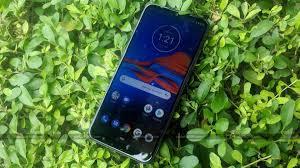 Motorola's Moto E6s Smartphone