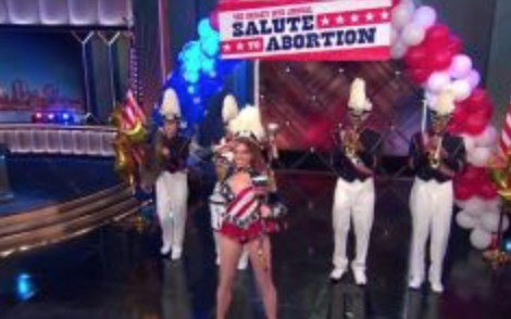 Netflix Airs 'Salute to Abortion;' Host Declares: 'God Bless Abortions!""