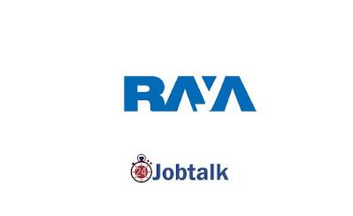 Job Shadowing - SnapShot with Raya