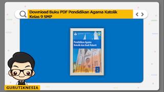 download ebook pdf buku digital pendidikan agama katolik kelas 9 smp