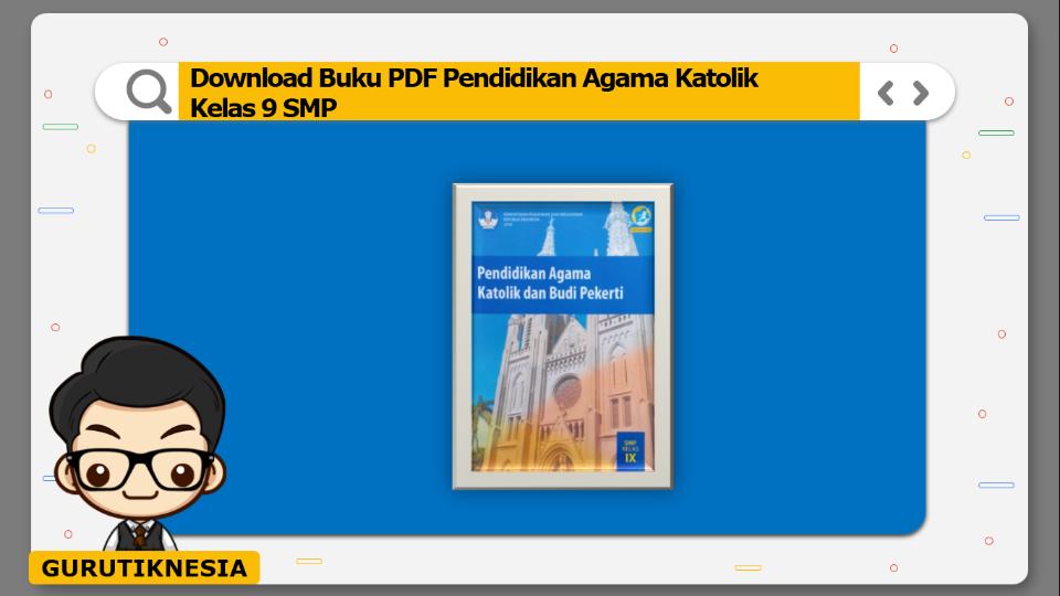 download  buku pdf pendidikan agama katolik kelas 9 smp
