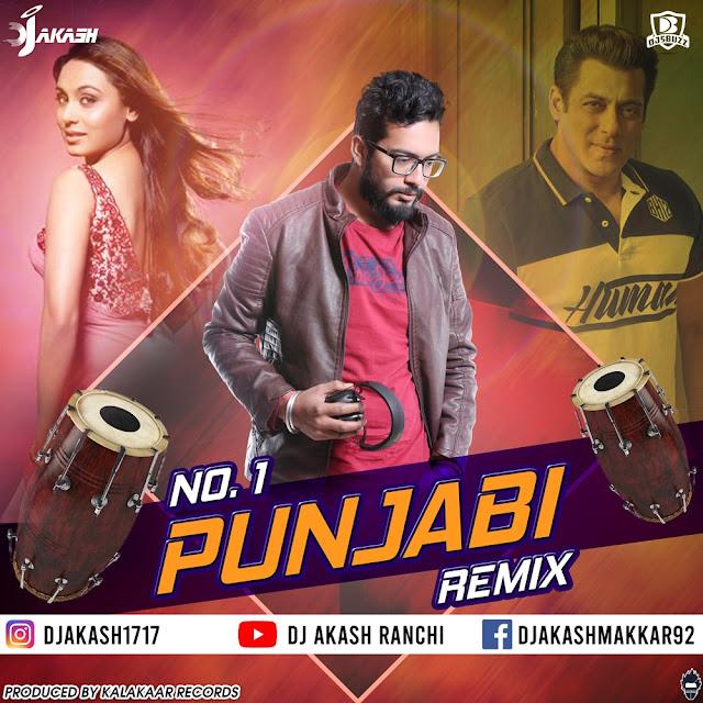 No. 1 Punjabi  – Remix – DJ Akash