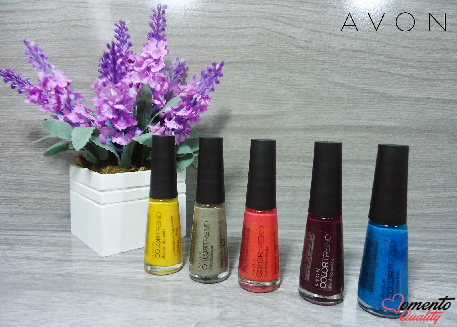 Fashion e Quente Avon Colortrend