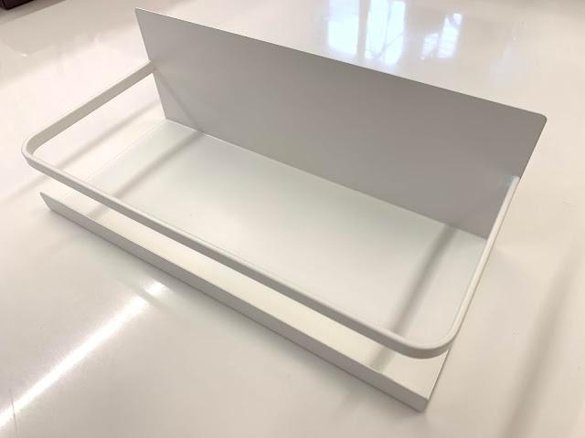 Plate磁吸式瓶罐置物架 山崎收納 Yamazaki 廚房收納 調味料 置物架