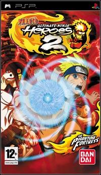 Naruto Ultimate Ninja Heroes 2 [PSP] [Español] [MEGA]