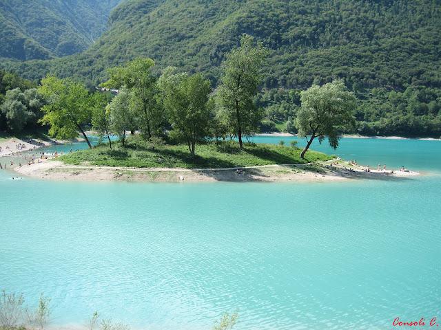 Lago di Tenno (Trento) Trave blog Viaggynfo