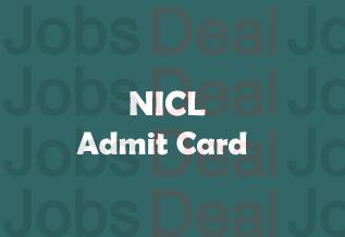 NICL AO Admit Card 2017