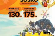Harga Promo DUFAN SOSRO Diskon Spesial Hingga 31 Maret 2020
