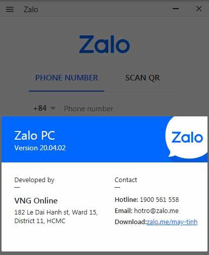 Zalo PC - Tải Zalo PC giúp làm việc nhóm, chia sẻ file hiệu quả hơn b