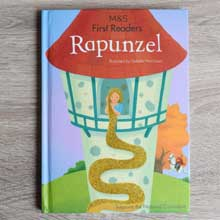 Rapunzel Story Books for Toddler, Pre-School Kids in Port Harcourt, Nigeria