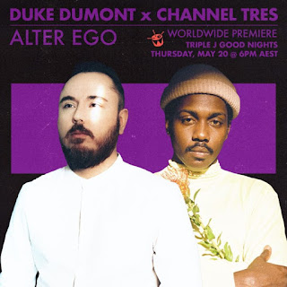 """ItsNotYouItsMe Media """"Come Thru Thursday Vocals"""" Features DOUBLE-DUTY From Channel Tres! 1st Song Up Is With Duke Dumont. Plus, Uptempo Dance Track With Flight Facilities!"""