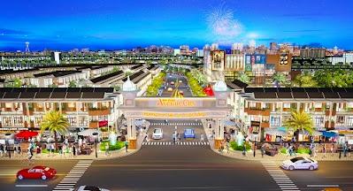 Bình Dương Avenue City , Dự án khu đô thị Avenue City Bình Dương