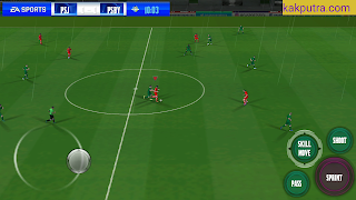 FIFA 18 Apk Mod Gojek Liga 1 & 2 Indonesia Offline di Android