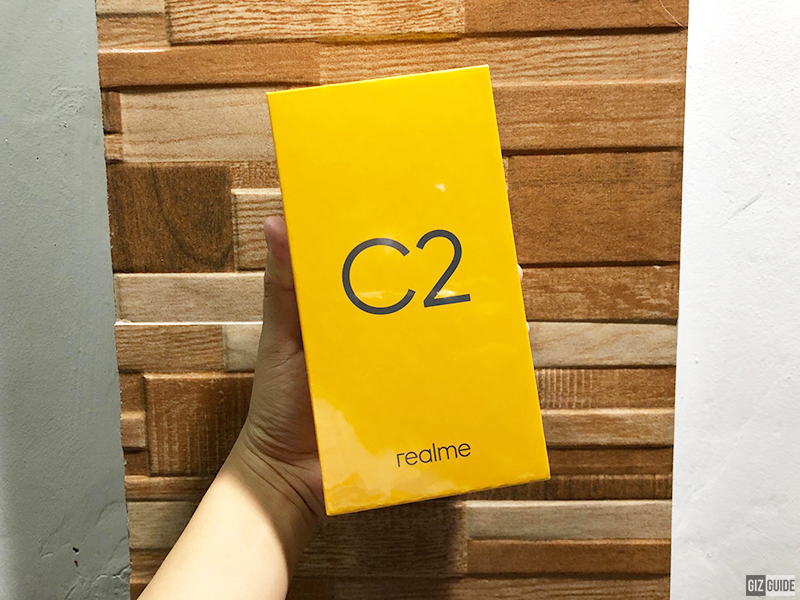 Realme C2 to arrive in PH on May 31
