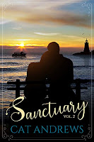 Book cover: Sanctuary Volume 2 by Cat Andrews