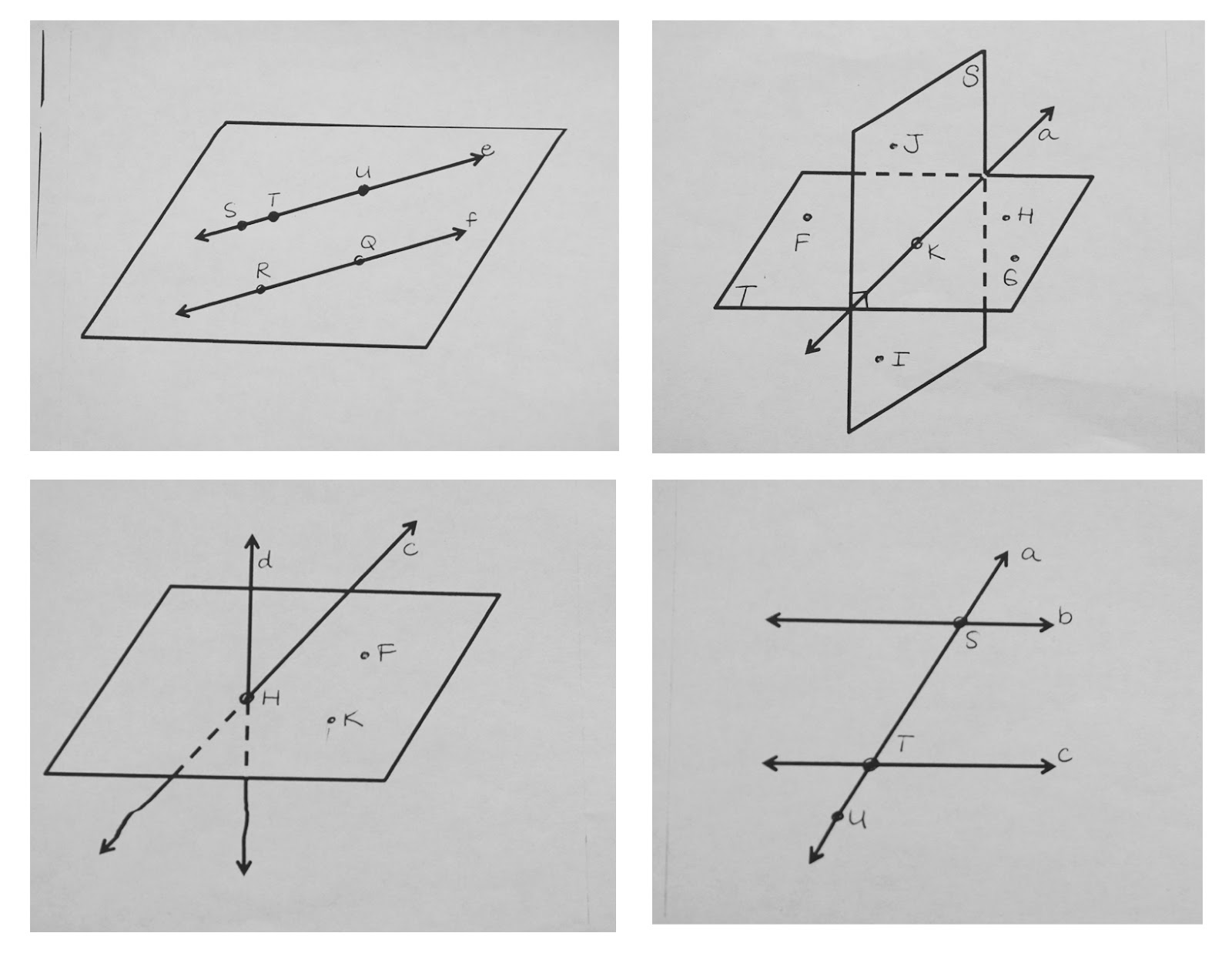 Everybody Is A Genius Geometry Sketch Game