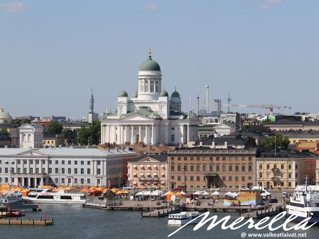 Silja Serenadella Helsingistä Riikaan