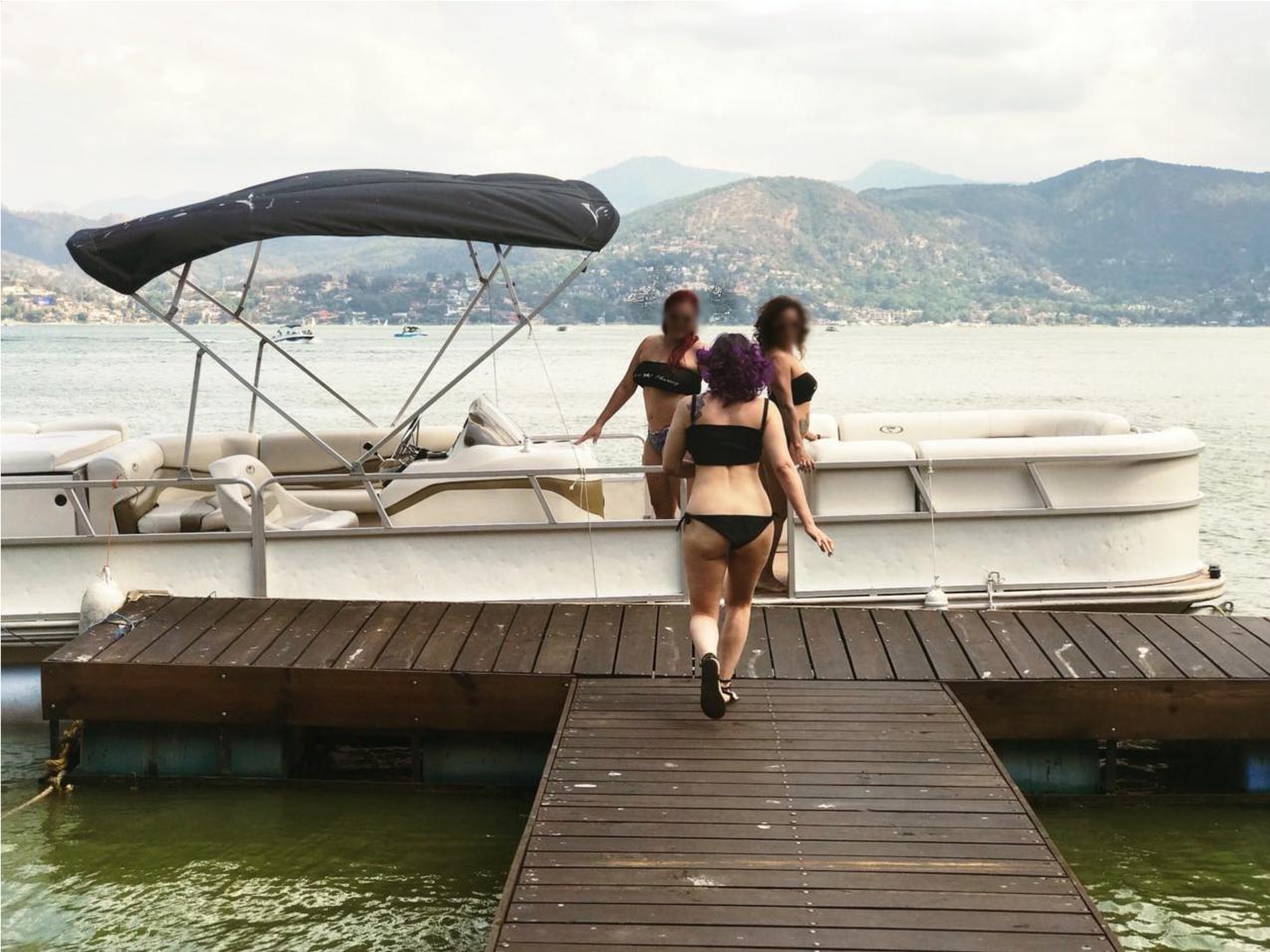 Amantina, un secreto en el lago