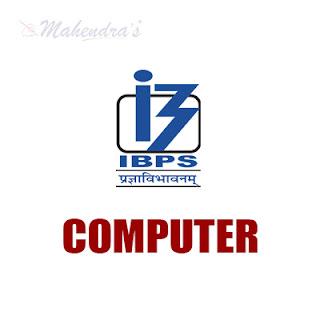 Bank Quiz: Computer Knowledge | 25 -11-17