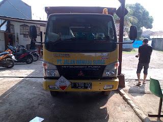 armada transporter limbah b3