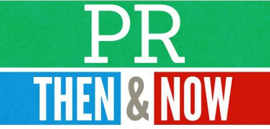 Evolution Of The PR Industry [Infographic]