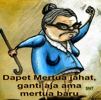 Sekenhom Mertua Oh Mertua