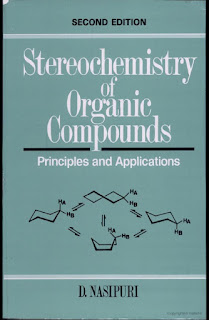 Stereochemistry of Organic Compounds by D. Nasipuri Second Edition