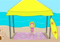 SD Hooda Escape 3rd Grade Field Trip Beach