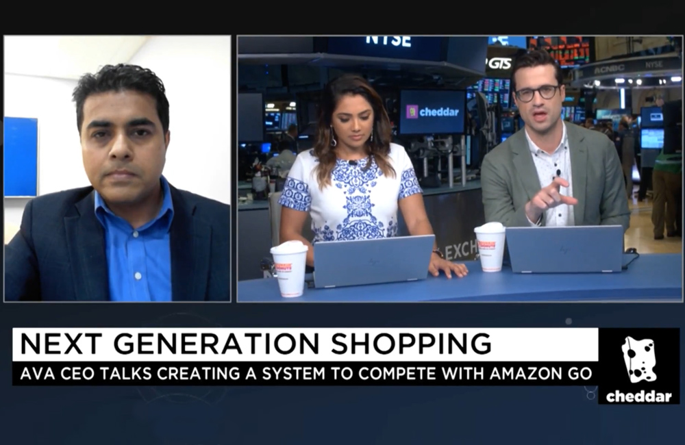 AVA CEO Talks Creating a System to Compete with Amazon Go