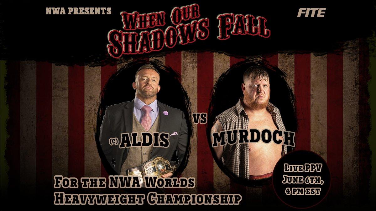 Cobertura: NWA When Our Shadows Fall 2021 – It Factor!