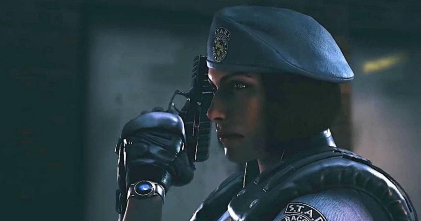 Jill Valentine joins the cast of Rainbow Six Siege