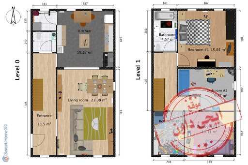 تحميل برنامج تصميم المنازل ثلاثى الابعاد Sweet Home 3D 2020