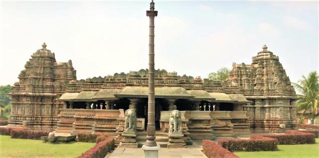 Veera Narayana Temple, Belavadi - History,Architecture