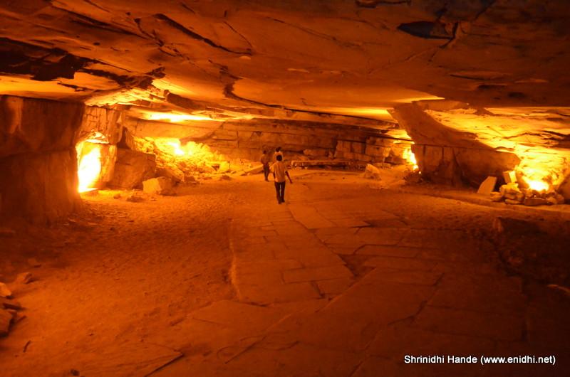 Belum Caves Andhra Pradesh Enidhi India Travel Blog