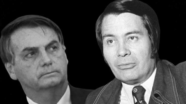 Presidente Jair Bolsonaro a encanação do pastor Jim Jones?