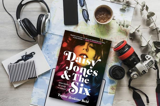 Daisy Jones and The Six | Taylor Jenkins Reid