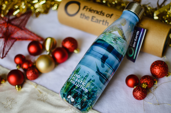 outdoorsy family gift guide, Friends of the Earth ion8 bottle
