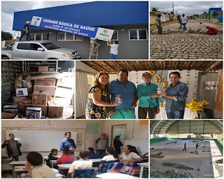Equilíbrio financeiro do município de Picuí, é destaque na mídia estadual