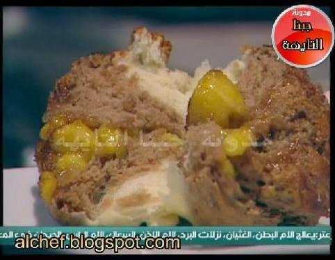 العجينة السحرية للخبز والكرواسون ومخبوزات عديدة خالد على