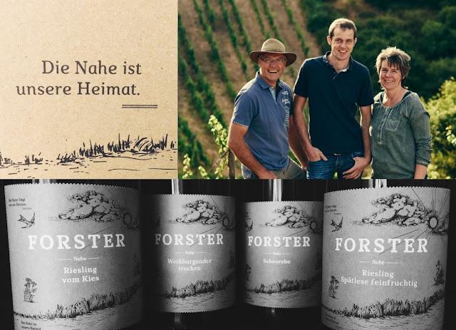 Ecovin Weingut Forster an der Nahe