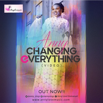 Live Video: Anny - 'Changing Everything' || @anny_sings