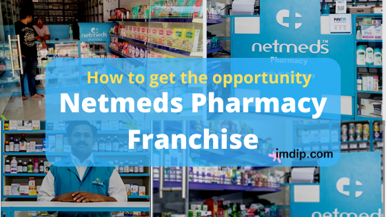 Netmed pharmacy franchise business, cost, investments,