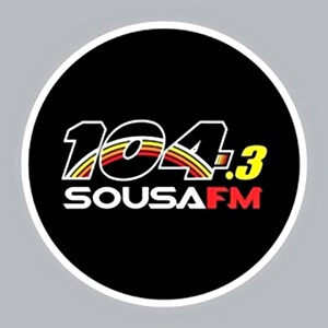 Ouvir agora Rádio Sousa FM 104,3 - Sousa / PA