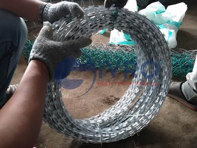 Ukuran Kawat Silet - Jual & Distributor Kawat Silet