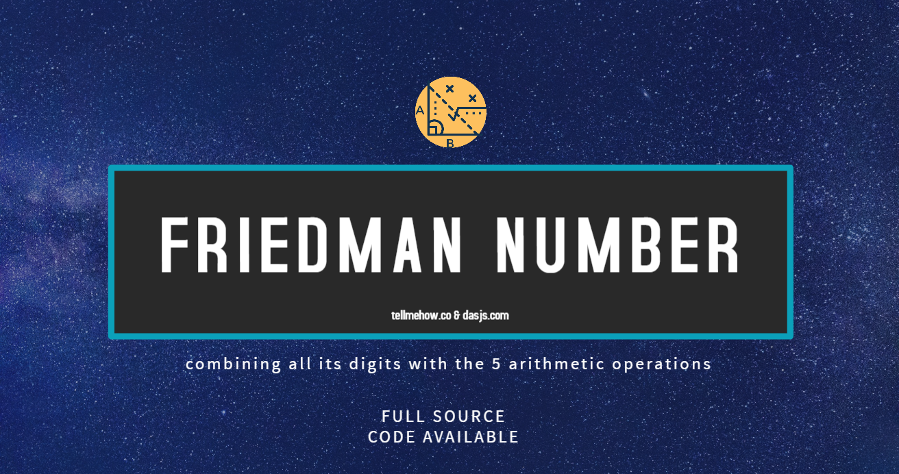 Friedman Number: How to Solve using Java?