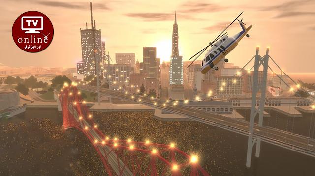 تحميل لعبة جاتا 10 مجاناً للكمبيوتر ( GTA 10 )