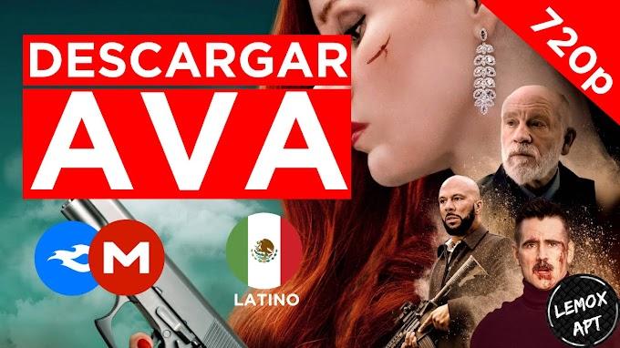 ✅ | DESCARGAR AVA (2020) | LATINO |  720p