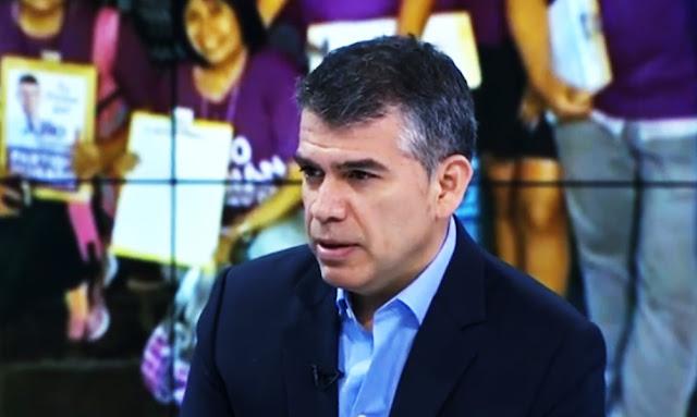 Entrevista con Julio Guzmán sobre inscripción del Partido Morado